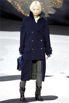 #Chanel Paris - Collezioni Autunno Inverno 2013-14 - Vogue