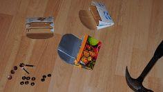 Villmarkshjerte: Hvordan lage en melkekartong-lommebok!!!