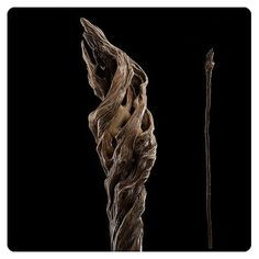 Hobbit Unexpected Journey Gandalf the Grey Staff Replica - Weta Collectibles - Hobbit / Lord of the Rings - Prop Replicas at Entertainment Earth