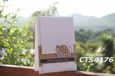 Kaartjie kreatief / Cards creative: CTS#176
