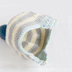 ベビーニットキャップ|編み物キットオンラインショップ・イトコバコ