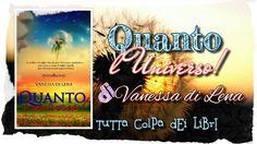 """Anteprima Made in Italy ——->>> """"Quanto l'Universo!"""" di Vanessa di Lena"""