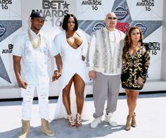 That hood love: Papoose, Remy Ma, Fat Joe and his wife