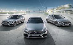Mercedes-Benz Fleet Campaign on Behance