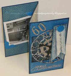 Cartes artisanales et autres projets artistiques de Liz: Boitatou masculine et sa carte-souvenir Creations, Frame, Decor, Souvenir, Special Person, Art Projects, Masculine Cards, Artist, Decoration
