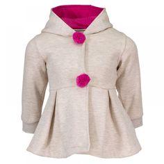 Φούτερ παλτό κορίτσι 9501 (1-4 ετών) Hoodies, Sweaters, Fashion, Moda, Sweatshirts, Fashion Styles, Parka, Sweater, Fashion Illustrations