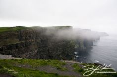 Cliffs of Mohr..... The part of Ireland my Grandmother was born and lived for 19 years... heaven... as close as I can get!