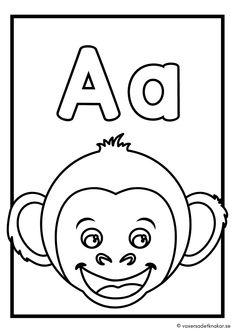 Letter Worksheets, Bingo, Montessori, Stencils, Homeschool, Lettering, Drawings, Calligraphy, Templates