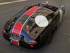 Dutch Porsche 356 speedster replica gorgeous