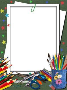 Room decor border Boarder Designs, Frame Border Design, Page Borders Design, Page Borders Free, Back To School Wallpaper, Background For Powerpoint Presentation, School Border, Boarders And Frames, School Frame