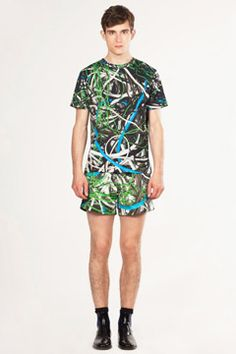Christopher Kane Spring 2012 Menswear Collection on Style.com: Complete Collection