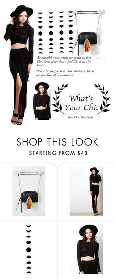 """What is your Chic's Girl"" by josselynne9725 ❤ liked on Polyvore featuring WhatsYourchic"