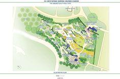 Penn State Arboretum children's garden