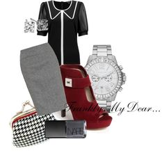 """Frankly My Dear..."" by karalexislv on Polyvore"