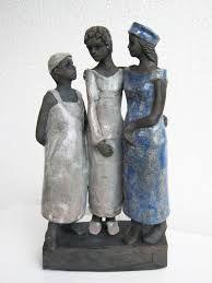 Billedresultat for sculpture en raku