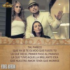 Fidel Rueda - Tu Ya Eres Cosa Del Pasado