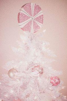 Pink Christmas, Winter Christmas, Christmas Time, Pink Bows, O Holy Night, Winter Wonderland, Enchanted, Balloons, Pastel