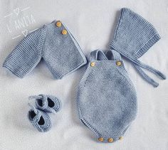 Knit Baby Pants, Knitted Baby Clothes, Baby Hats Knitting, Baby Leggings, Knitted Bags, Hand Knitting, Diy Crafts Knitting, Baby Romper Pattern, Bonnet Crochet