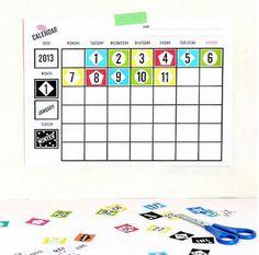 Daily calendar organize pinterest daily calendar template and my days blank calendar template maxwellsz