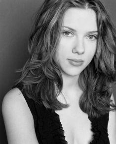 Scarlett Johansson By Herb Ritts