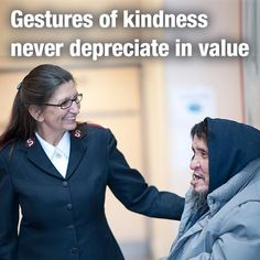 Every day is a good day to promote compassion Help us help those in need - http://www.salvationarmynj.org/donate