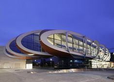 Mediacite / Ron Arad Architects