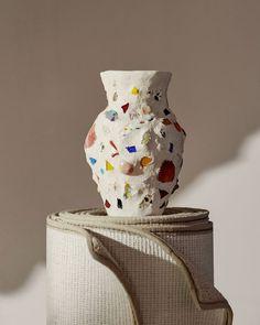 The photo styling portfolio of Jessie Cundiff Pottery Sculpture, Pottery Vase, Ceramic Pottery, Sculpture Art, Slab Pottery, Thrown Pottery, Ceramic Sculptures, Ceramic Clay, Ceramic Vase