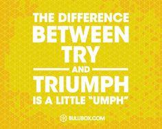 A little motivation from @Bulubox #fitfluential
