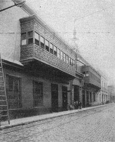 Lima Jr. Lima 2da cuadra Calle Veracruz 19140620