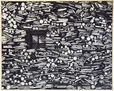 Martin Martinček - Okienko v drevenici Black White Photos, Black And White, Human Condition, How To Dry Basil, Old Photos, Metal Working, Folk Art, City Photo, Nostalgia