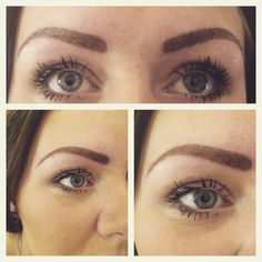 Brows finish