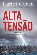 Alta tensão - Segundo Livro da Série e quase na metade já... Não tem como parar de ler!