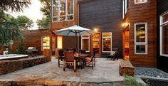 Contemporary West End Home, Aspen, Colorado Vacation Rental http://www.estatevacationrentals.com/property/contemporary-west-end-home