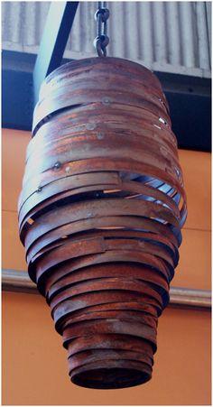 beehive chandelier