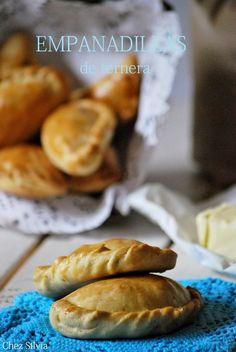CHEZ SILVIA: Empanadillas de Cornualles