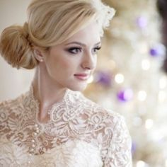 Tips on how to find the perfect wedding hair style!
