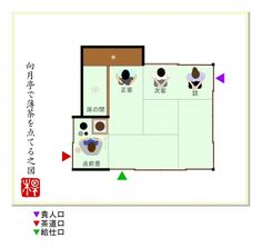 Zen Tea, Japanese Tea House, Tea Ceremony, Rooms, Bedrooms, Coins