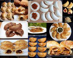All about empanadas – The empanada 101 guide – Laylita's Recipes by alana Empanadas Recipe Dough, Empanada Dough, Good Food, Yummy Food, Delicious Appetizers, Healthy Food, Latin American Food, International Recipes, So Little Time