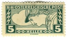 The Design of a Postage Stamp - Daily Inspiration