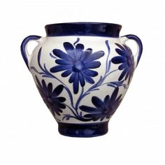 White Dishes, Historical Art, White Decor, Art Pieces, Mexican, Blue And White, Shapes, Beautiful, Jars