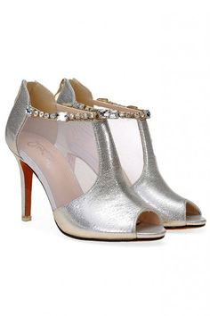 LUCLUC Black Roman Fish Head Waterproof High Heels Shoes