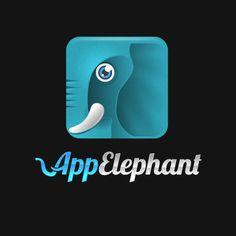 April 2013: Logo for App Elephant by Gideon6k3 #icon #elephant #POTD99