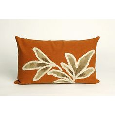 Found it at AllModern - Gabbana Rectangle Indoor/Outdoor Pillow in Orange Outdoor Dining Set, Outdoor Sofa, Indoor Outdoor, Outdoor Pillow, Orange Throw Pillows, Pillow Set, Pillow Talk, Outdoor Cooking, Wall Colors
