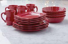 ¡Dale color a tu cocina! Mira cómo la colección Pavillion™ le da un look nuevo a tus platillos favoritos. #Rojo #CocinaRoja #Pavillion #PrincessHouse