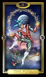 My tarot cards!