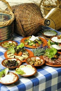 Cypriot dishes