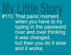 type slow it might work this time. Awkward Moments, I Can Relate, Story Of My Life, Just For Laughs, Teenager Posts, Things To Think About, Haha, Funny Memes, Told You So