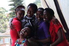 University Scholarships for Women in Rwanda! $100 pays for 1/9th of her university education!