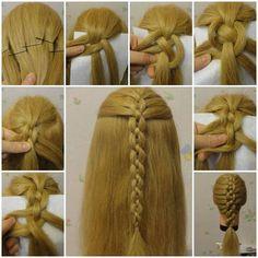 """braided """"chain"""""""