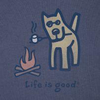 Life is good #walkthatdog #KEEN
